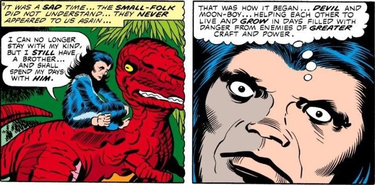 Devil Dinosaur #1 (1978) - Page 12