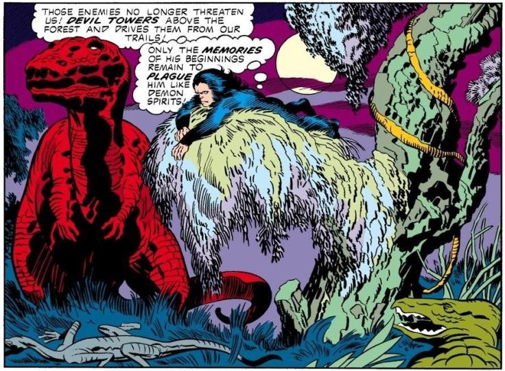 Devil Dinosaur #1 (1978) - Page 13