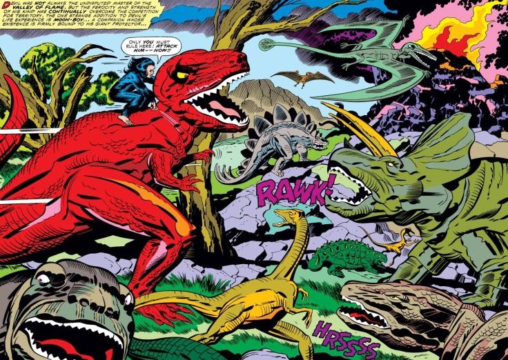 Devil Dinosaur #1 (1978) - Page 3