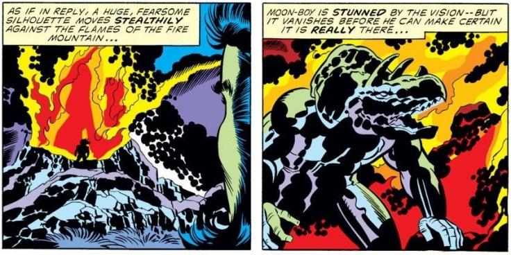 Devil Dinosaur #3 (1978) - Page 5