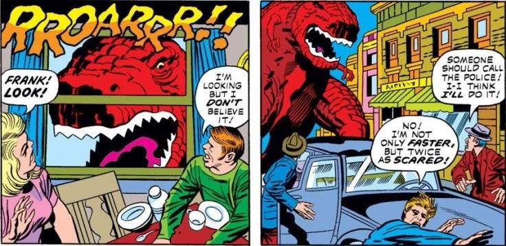 Devil Dinosaur #9 (1978) - Page 10