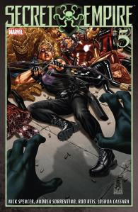 5) Secret Empire #5 - Page 1