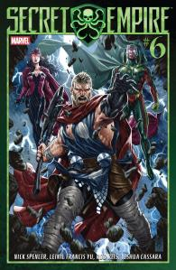 6) Secret Empire #6 - Page 1