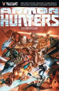 armor-hunters-medusa-comics-barcelona