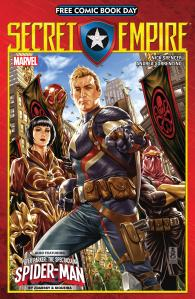 ) FCBD - Secret Empire (2017) - Page 1
