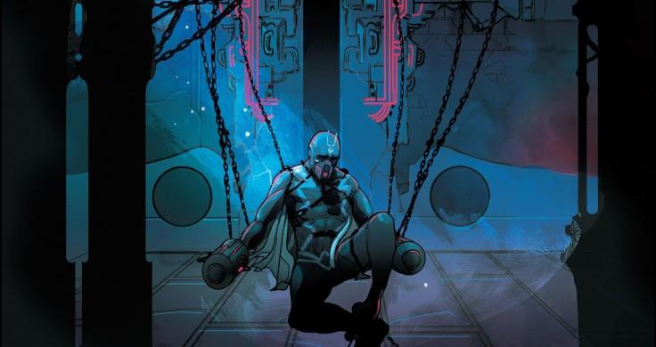 Black Bolt #1 (2017) - Page 2