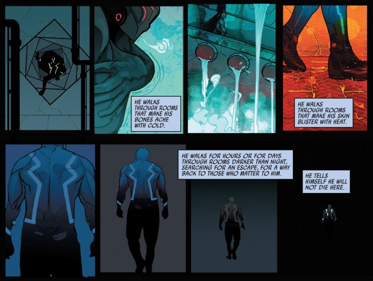 Black Bolt #1 (2017) - Page 9