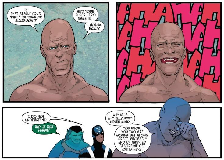 Black Bolt #2 (2017) - Page 20