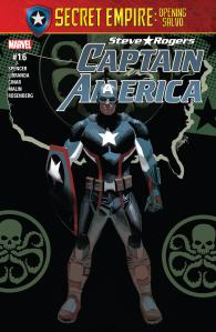 0e) Steve Rogers Captain America #16 - Page 1