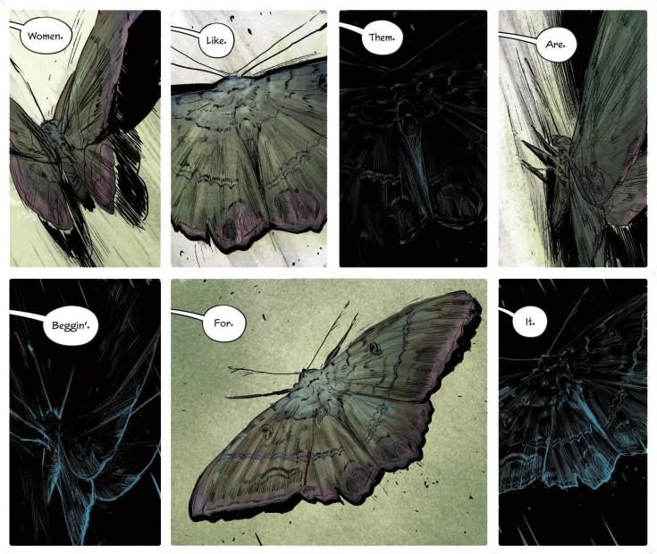 Redlands #1 (2017) - Page 13