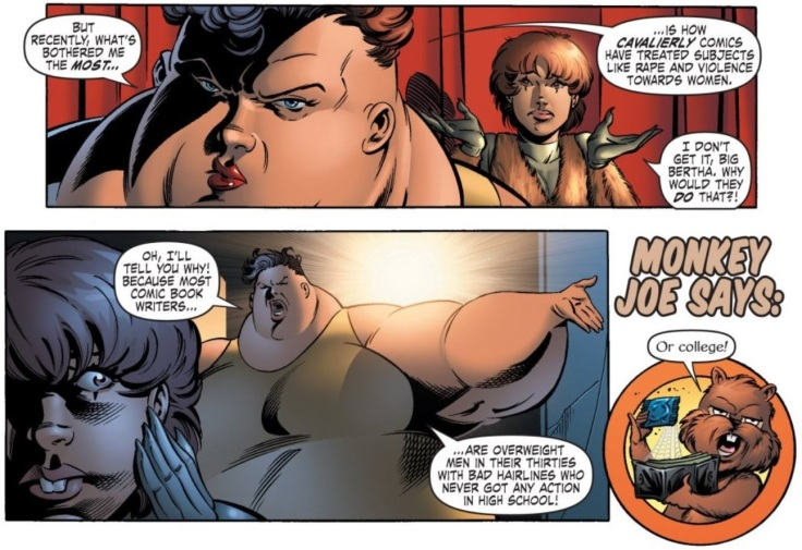Great Lakes Avengers #3 - Page 2 - copia