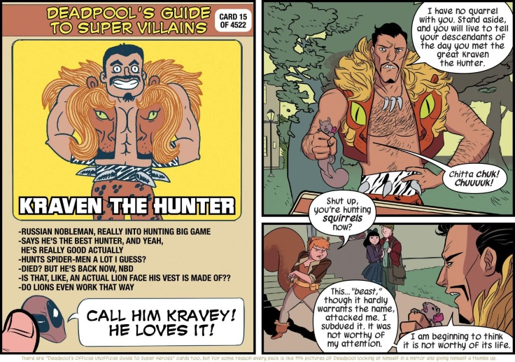 The Unbeatable Squirrel Girl - Squirrel Power V1 (2015) - Page 14