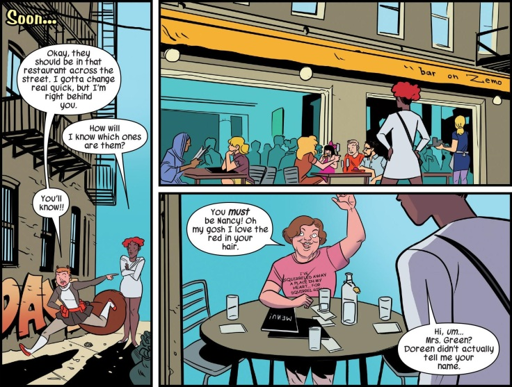 The Unbeatable Squirrel Girl - Squirrel V3 (2016) - Page 10