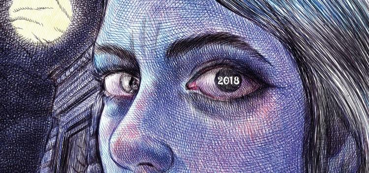 TOP CÓMICS 2018: Los mejores tebeos del año (que han pasado por mis manos y me han parecido fetén)