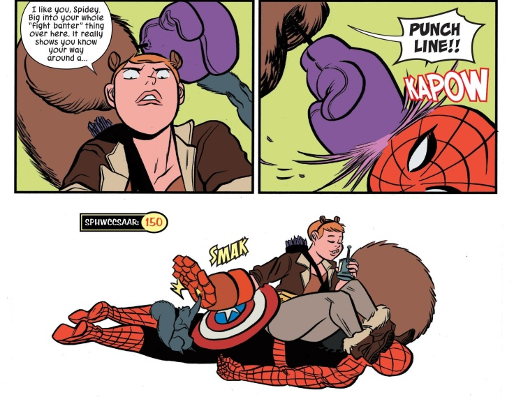 The Unbeatable Squirrel Girl Beats Up The Marvel Universe (2016) - Page 70